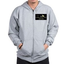 Catskill Witch Trial Zip Hoodie