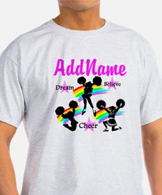 CHEERING GIRL T-Shirt