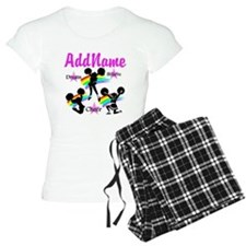 CHEERING GIRL pajamas