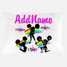 CHEERING GIRL Pillow Case