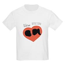 Warm Affection T-Shirt