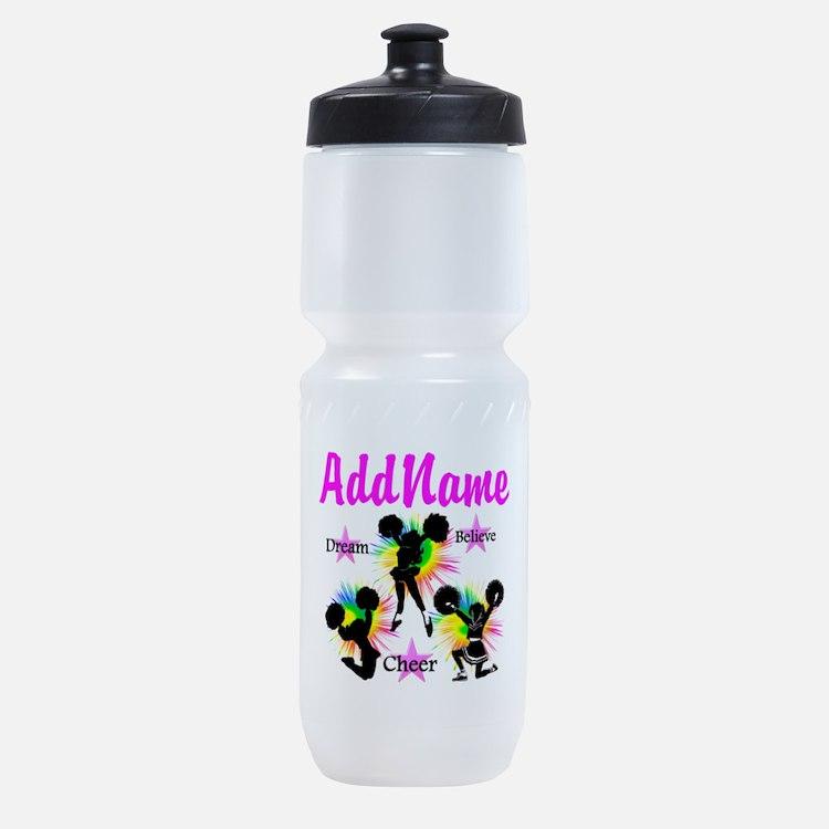 CHEERING GIRL Sports Bottle