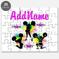 CHEERING GIRL Puzzle