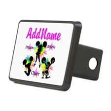 CHEERING GIRL Hitch Cover