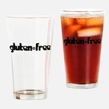 Gluten Free Chick Drinking Glass