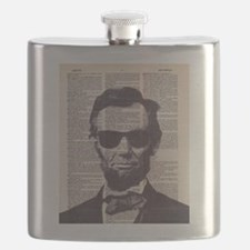 Cool Lincoln Flask