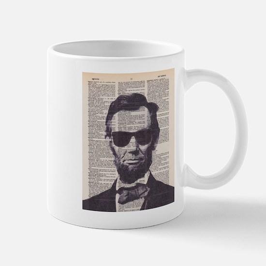 Cool Lincoln Mugs
