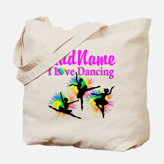 DANCER DREAMS Tote Bag
