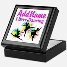 DANCER DREAMS Keepsake Box