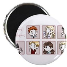 Cute Twilight movie Magnet