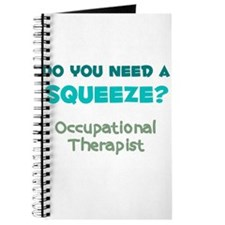 Do You Need a Squeeze? Occupational Therapist Jour
