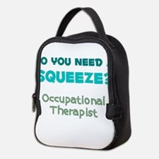 Do You Need a Squeeze? Occupational Therapist Neop