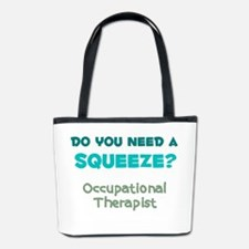 Do You Need a Squeeze? Occupational Therapist Buck
