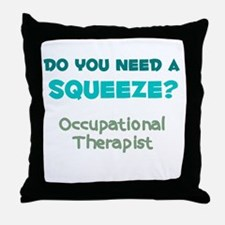 Do You Need a Squeeze? Occupational Therapist Thro