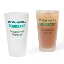 Do You Need a Squeeze? Occupational Therapist Drin
