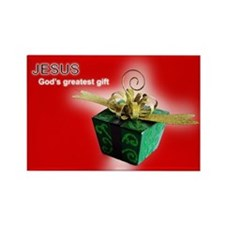God's greatest gift Magnets