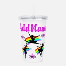 DANCER DREAMS Acrylic Double-wall Tumbler