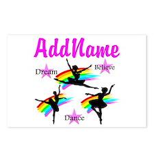 DANCER DREAMS Postcards (Package of 8)
