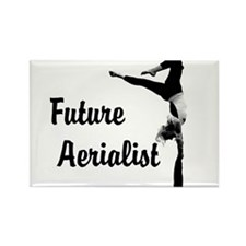Future Aerialist Design Magnets