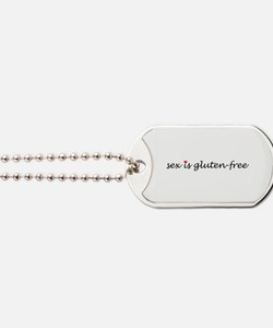Sex Is Gluten-Free, Red Heart Dog Tags