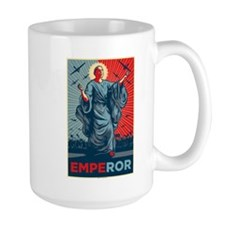 Emperor Obama Mugs
