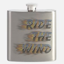 Ride the Wind Flask