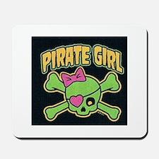 girl pirate Mousepad
