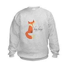 Hey Foxy Sweatshirt