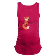 Hey Foxy Maternity Tank Top