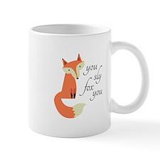 Sly Fox Mugs