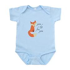 Sly Fox Body Suit