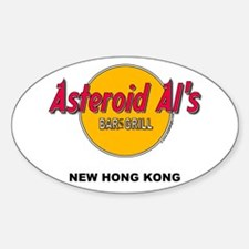Asteriod Al Decal