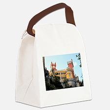 Pena Palace, Sintra, near Lisbon, Canvas Lunch Bag
