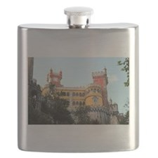Pena Palace, Sintra, near Lisbon, Portugal, Flask