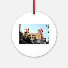 Pena Palace, Sintra, near Lisbon, Ornament (Round)