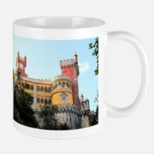 Pena Palace, Sintra, near Lisbon, Portugal, E Mugs