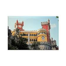 Pena Palace, Sintra, near Lisbon, Portugal Magnets