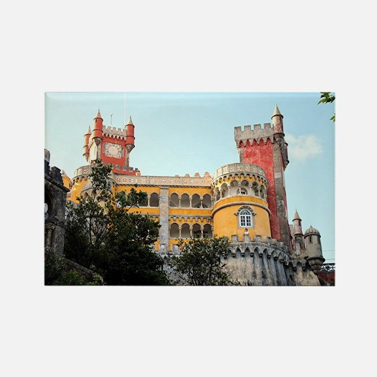 Pena Palace, Sintra, near Lisbon, Portugal Magnets