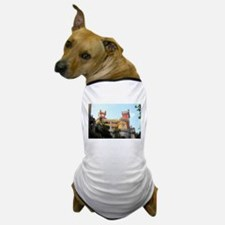 Pena Palace, Sintra, near Lisbon, Port Dog T-Shirt