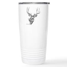 Funny Deer Travel Mug