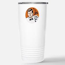 JFK Recipe Travel Mug