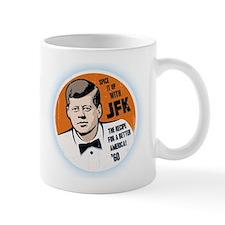 JFK Recipe Mug