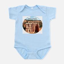 Bryce Canyon, Utah, USA (oval caption) Body Suit