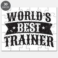 World's Best Trainer Puzzle