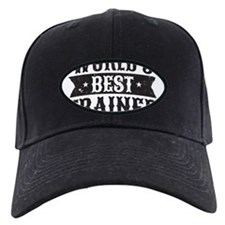 World's Best Trainer Baseball Cap