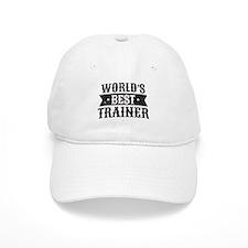 World's Best Trainer Cap