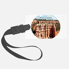 Bryce Canyon, Utah, USA (oval ca Luggage Tag