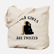 yoga124light.png Tote Bag