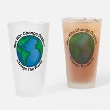 father40.png Drinking Glass