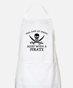 Sleep With A Pirate Apron